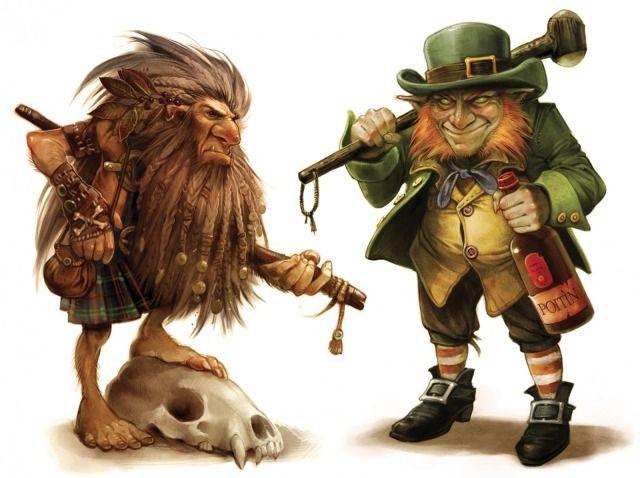 celtic mythology creatures - Google Search