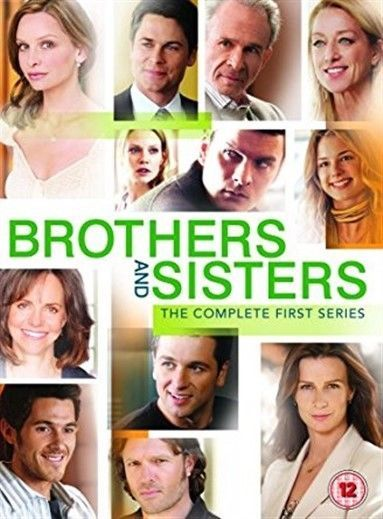DVD BROTHERS AND SISTERS THE COMPLETE FIRST SEASON BOX SET