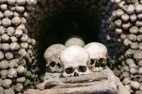 The Uber Creepy Bone Chapel Of Kutna Hora