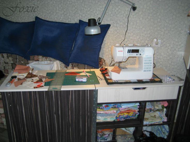 (109) Gallery.ru / Фото #22 - и я учусь шить - foxicM