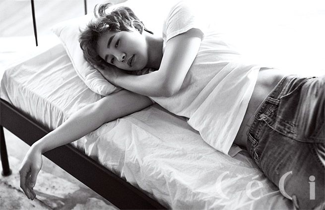 2PM Junho - Ceci Magazine January Issue '15