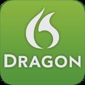 Dragon Dictation is an easy-to-use voice recognition application powered by Dragon® NaturallySpeaking® that allows you to easily speak and instantly see your text or email messages. In fact, it's up to five (5) times faster than typing on the keyboard.