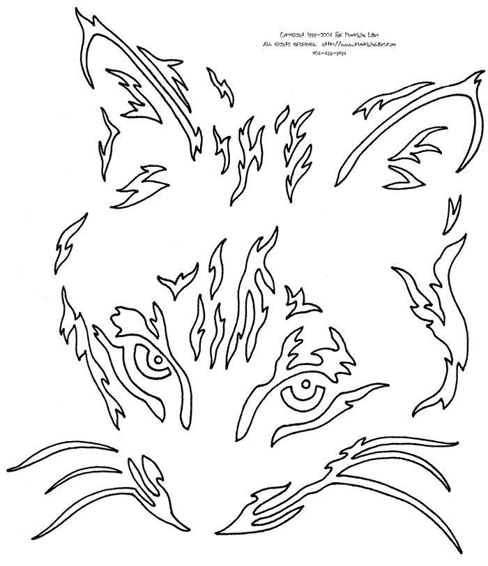 stencil designs free | Halloween Pumpkin Stencils, Pumpkin Carving Patterns | Pictures of ...
