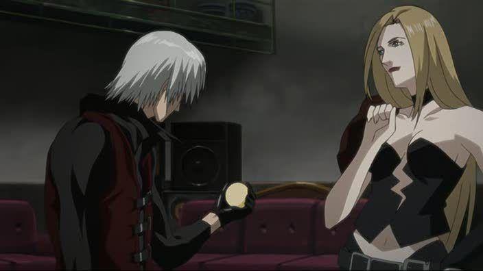 Devil May Cry Anime | Devil May Cry - Anime Dante & Trish