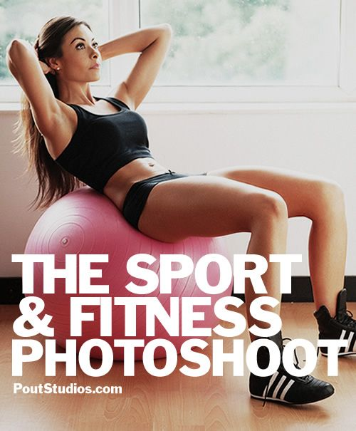 Photoshoots - PoutStudios.com London EC1 Sport and Fitness personalised photoshoots and video