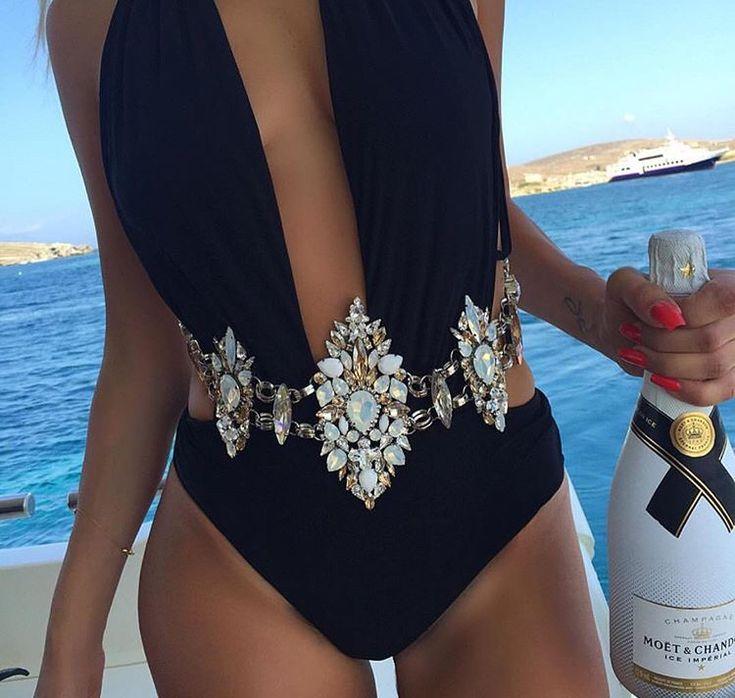 On the Yacht!