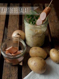 Omas weltbester Kartoffelsalat mit selbstgemachter Mayonnaise | cozy & cuddly