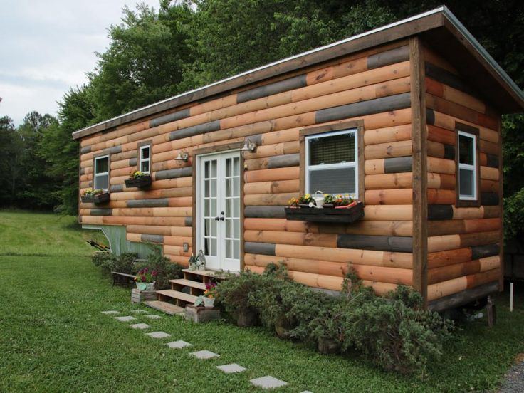 While the Nomad's Nest model from Wind River Tiny Homes will go just about anywhere you like, it is designed to stay put, not be pulled like an RV. However, should you decide to pull up stakes, this home can be toted to a new location whenever you like.