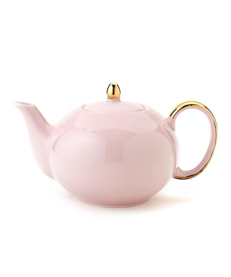 Pink Teapot//