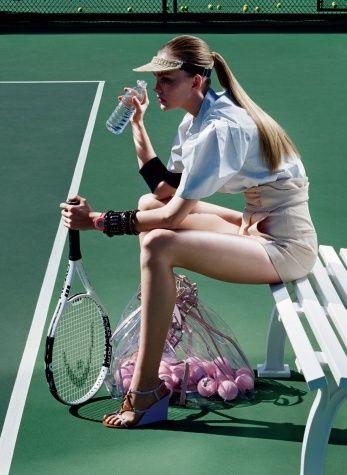 Is tennis the ultimate body-sculpting workout? #tennisplanet www.tennisplanet.com