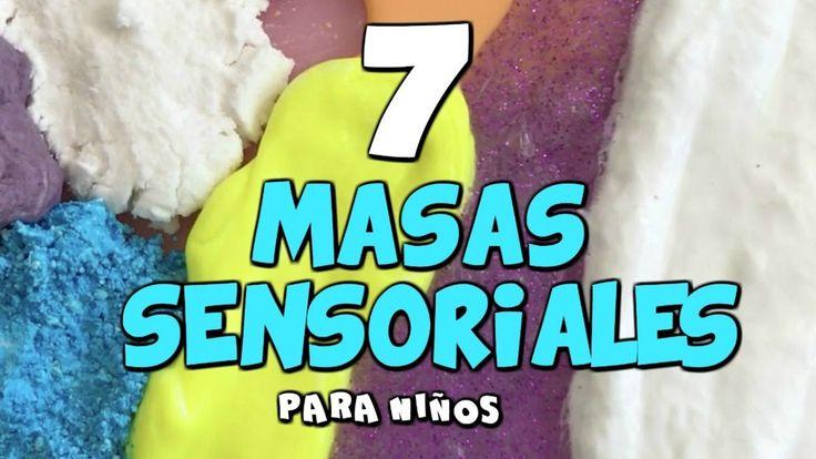 7 Masas Sensoriales para niños_Eugenia Romero www.maestrosdeaudicionylenguaje.com