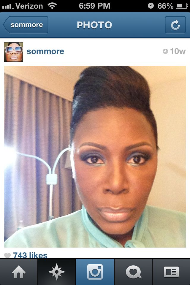 17 Best images about sommore so damn hot – Sommore Chandelier Status