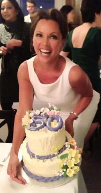 50 & FABULOUS! Happy Birthday Vanessa Williams!