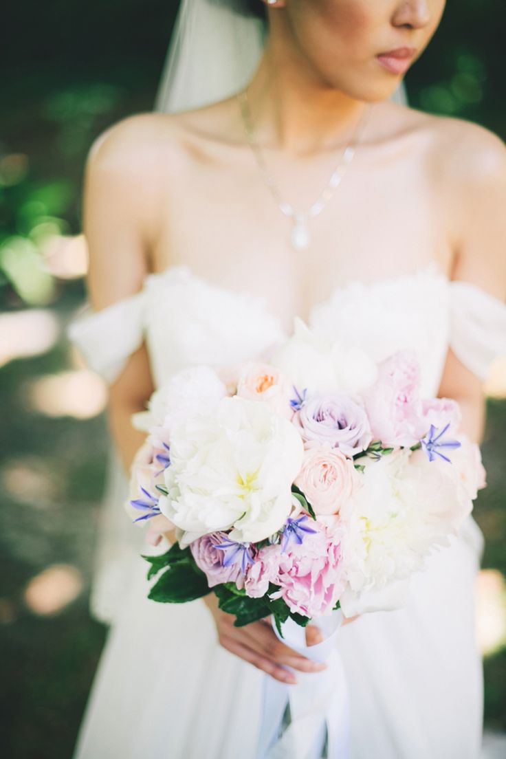 Chris and Jenna's Dreamy Lavender Wedding in Perth - The Wedding Scoop: Directory, Reviews and Blog for Singapore Weddings