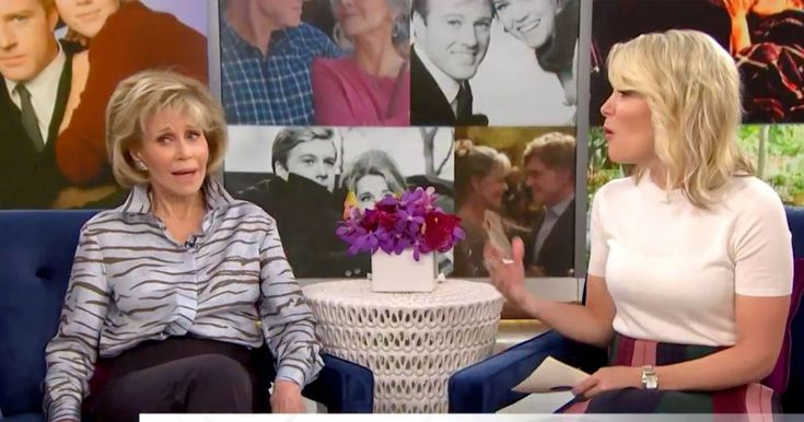 Megyn Kelly Claps Back at Jane Fonda Over Plastic Surgery Question, References 'Hanoi Jane'  http://people.com/tv/megyn-kelly-addresses-jane-fonda-plastic-surgery-question/