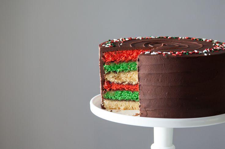 Rainbow Cake Recipe Italian: 1000+ Ideas About Italian Rainbow Cookies On Pinterest