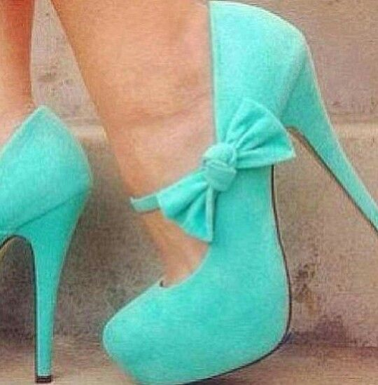 1000  ideas about Aqua Heels on Pinterest | Turquoise heels, Cute ...