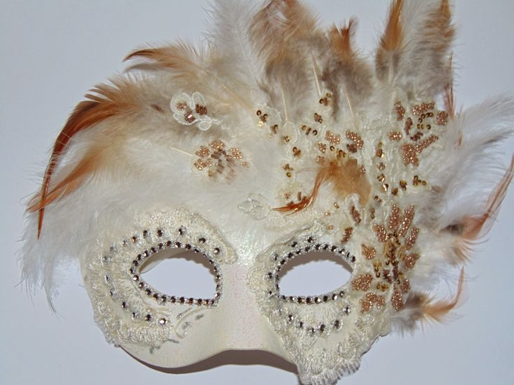 Lady Father. The Venetian Mask.