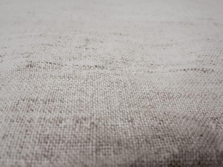 Old homespun linen.  At Masha Andrianova studio