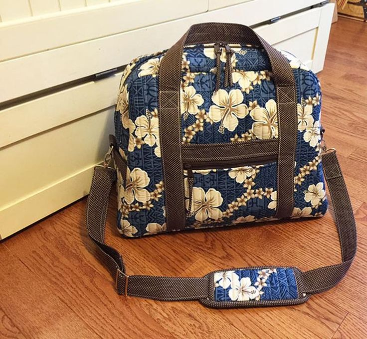 Ultimate Travel Bag | Craftsy