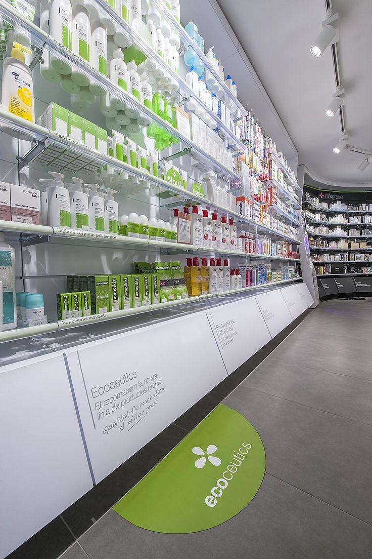 #ecoceutics #pharmacy #viladecans farmàcia vilà #jordifigueroladesign