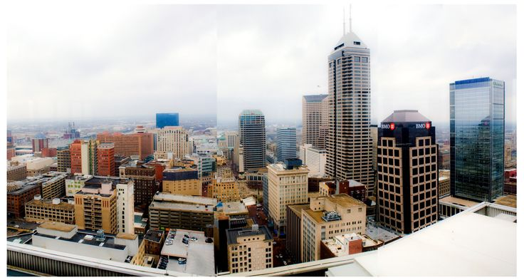 City County Building - [Indianapolis, IN] - [FREE] - [Observation Deck] - Downtown/Wholesale District