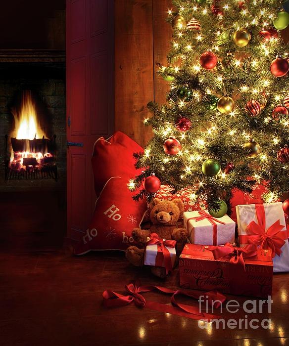 Christmas Photograph  Sandra Cunningham
