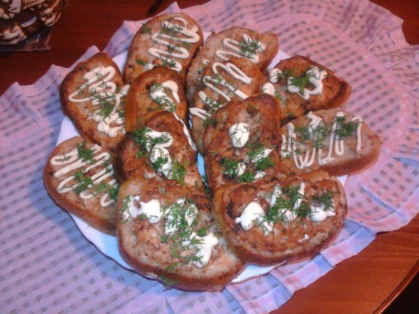 Рецепт из кабачков с фото на скорую руку