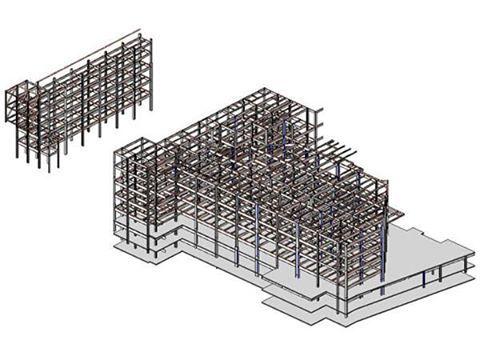 Structural Design Services, Steel Design,