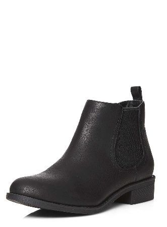 Dorothy Perkins Womens Black May chelsea boots- Black DP19938210 Black leather look flat chelsea boots. Heel height approximately 1.5cm 100% Synthetic. http://www.MightGet.com/january-2017-13/dorothy-perkins-womens-black-may-chelsea-boots-black-dp19938210.asp