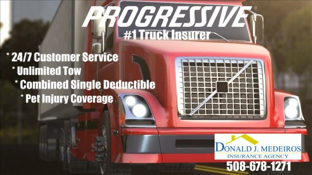 Own A Truck Progressive Insurance Has The Best Program For