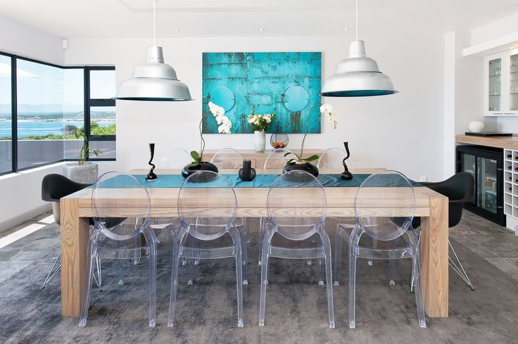 Modern Dining Room Interior Design - Overberg Interiors