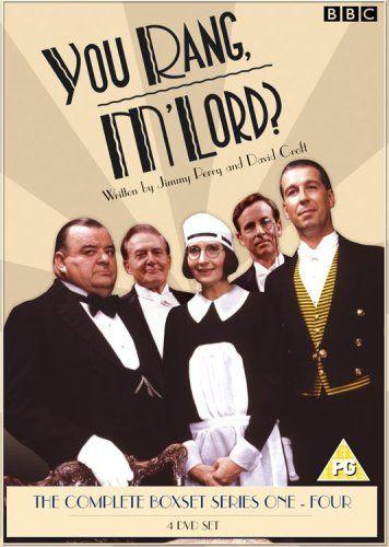 You Rang, M'Lord? - The Complete Boxset Series One - Four DVD 1998: Amazon.co.uk: Paul Shane, Jeffrey Holland, Su Pollard, Donald Hewlett, Michael Knowles: DVD & Blu-ray