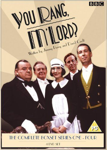 You Rang, M'Lord? - The Complete Boxset Series One - Four DVD 1998: Amazon.co.uk: Paul Shane, Jeffrey Holland, Su Pollard, Donald Hewlett, Michael Knowles: DVD & Blu-ray