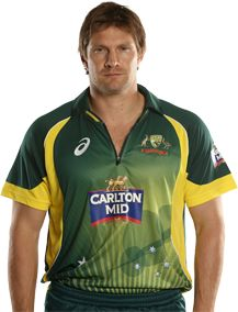 Shane Watson    Role: Batsman    Bats: RHB    Bowls: RM    Date of Birth: 17 Jun 1981    Shane Watson has enormous natural ability and his multiple career highlights to underline his value to Australian cricket in all three forms of the game.