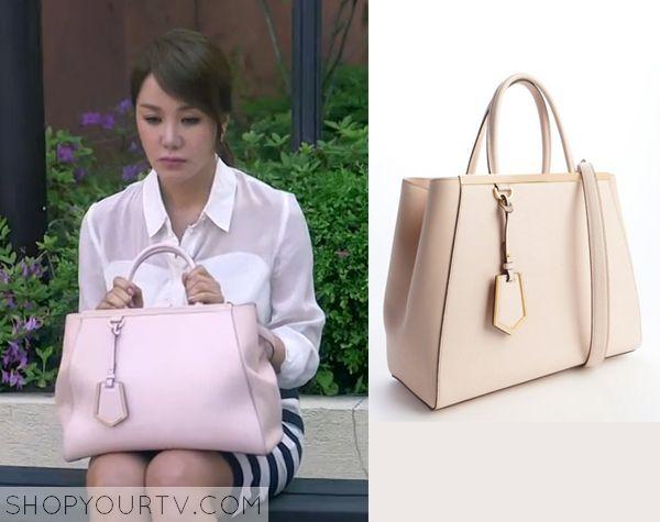 Witch's Romance: Episode 8 Ban Ji Yeon's Light Pink Bag - ShopYourTv