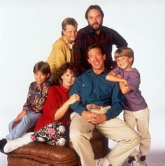 Home Improvement, loved Tim the toolman & co