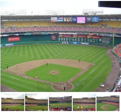 RFK Stadium - Washington Nationals
