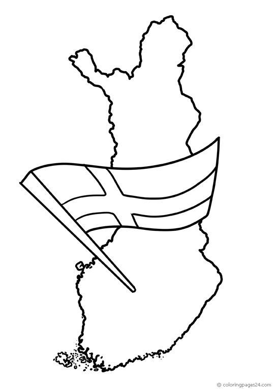 Suomi Suomen lippu itsenäisyyspäivä
