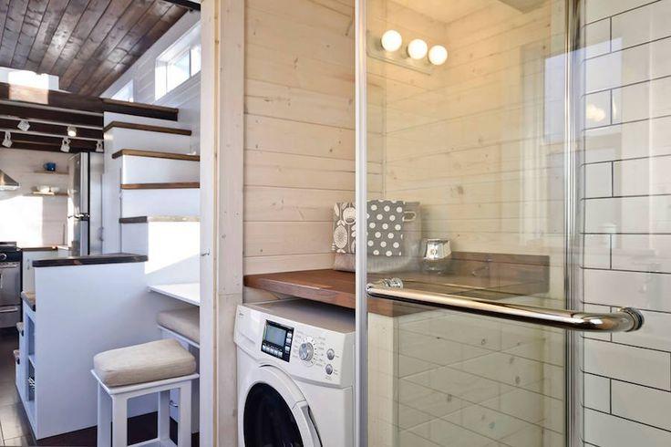 Custom Living Tiny Home | Tiny House Swoon