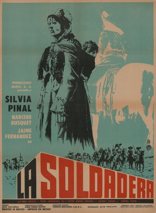 La soldadera (1967)