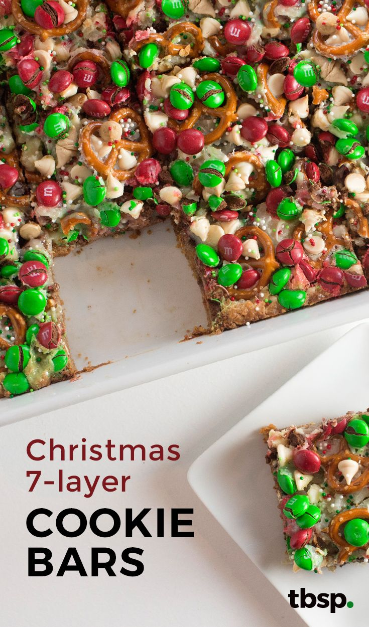 ... Layer Bars on Pinterest | Magic Cookie Bars, Cookies and Chocolates