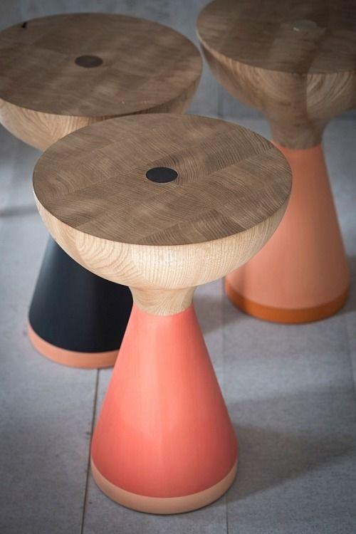 Wooden Furniture by Pinch Design