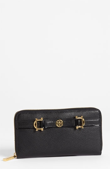 Tory Burch Zip Continental Wallet available at #NordstromContinental Wallets, Burch Zip, Tory Burch, Continents Wallets, Zip Continental