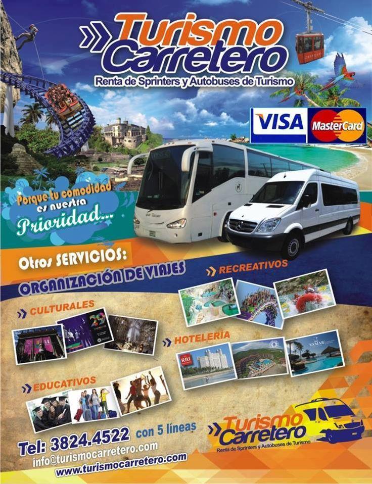 M s de 25 ideas incre bles sobre autobuses en pinterest autobuses escolares bus home y - Oficina de turismo guadalajara ...