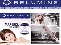 Relumins organic skin bleaching pills that assist in resolving skin problems from extreme dark spots as well as scars from its selection of natural glutathione skin whitening formulation. Relumins natural skin bleaching pills that come with or without having the booster of glutathione that is suitable for regular, extreme, or even moderate skin tone and circumstances.