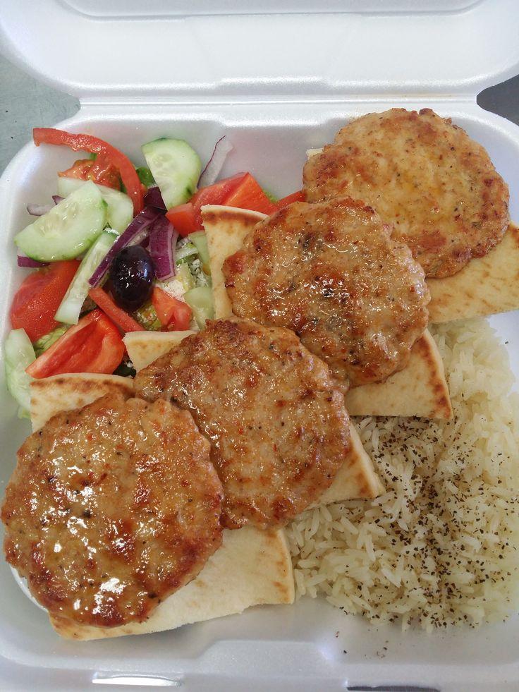 Chicken Kafta ( patties )