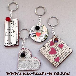 Memory Keychains Dyi Jewelry Easy Diy Crafts Diy Arts Crafts