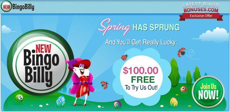 Latest Bingo Bonus