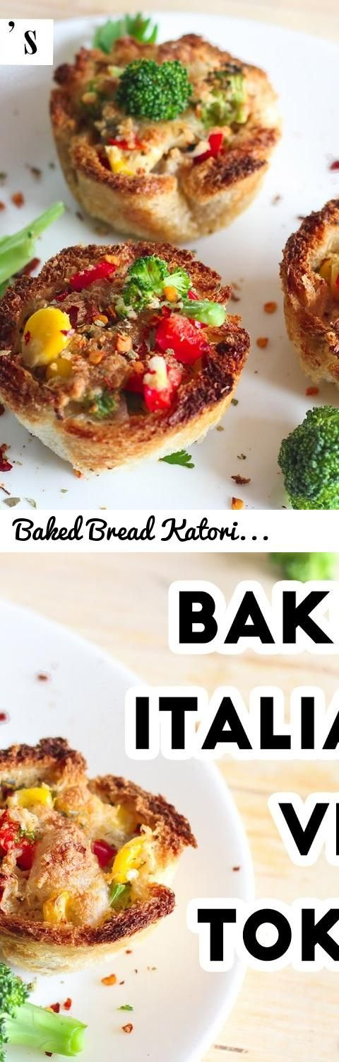 Baked Bread Katori | Bread Pizza Recipe | Evening Snacks | Party Snacks... Tags: Baked Italian Veg Tokri, party snacks, Breakfast Recipes, Party Snacks Recipes, evening snacks recipes, kids snacks recipes, pizza on bread, italian tokri, veg starters recipes indian, italian veg recipes, italian recipes, italian food recipes in hindi, veg breakfast recipes, snacks recipe, baked snacks recipes, vegetarian snacks, snacks recipes, veg snacks recipes, baked snacks recipes indian, mints recipes…